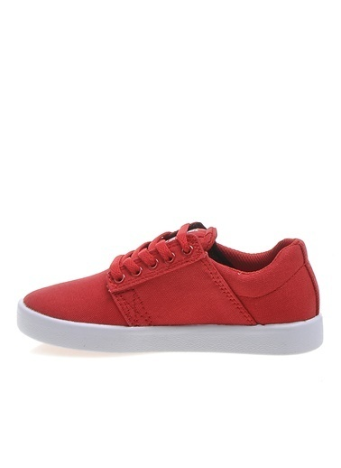 Supra Ayakkabı Kırmızı